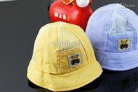 baby sun hat prices - Lowest Price Brand New Cute Baby Sun Polka Summer Hat Cap Children Hats Months