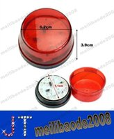 Wholesale NEW LED V Security Alarm Strobe Signal Warning Blue Red Yellow Flashing Light MYY13100A