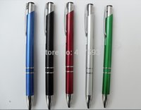 art ideas for students - Quality Metal pen for business gift top company gift ideas with custom artwork brand metal pen