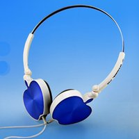 Wholesale Lovely headphones headset earphones IP98 stereo headphone Soft Earphone Protection with Microphone mm plug Noise cancelling for iphone