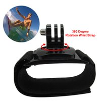 Wholesale Gopro Accessories Degree Rotation Hand Wrist Strap Band Mount Arm Belt for Gopro Hero Xiaomi Yi SJ4000