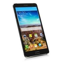 Stella N9500 Smartphone 5.7 pollici sbloccato telefono cellulare FHD OGS schermo MTK6582 Quad Core 1 GB di RAM 8GB Bianco 4800mAh ROM Nero con GPS