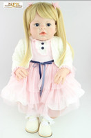 acrylic doll eyes - Large Real Genuine Reborn Baby Doll Arianna CM KG Taiwan Acrylic Moving Eyes Silicone Material