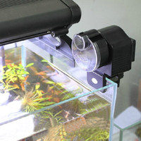 Wholesale Automatic Auto Aquarium Fish Tank Bowl Food Feeding Feeder order lt no track