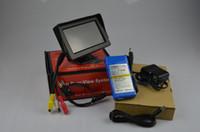 4.3 TFT LCD Audio Video Seguridad Tester CCTV leva de la cámara Prueba de control de bricolaje portátil