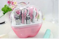 apple party favors - 50PCS Wedding Favors Party Gifts Valentine s Gifts Manicure Nail Clippers Set Apple Shape