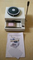 Wholesale 68 code characcters Manual card embossing machine PVC card embosser VIP card Code Printer Letterpress rotogravure printing machine