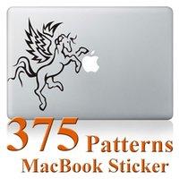 Wholesale Macbook Stickers Unicorn Hello Kitty Super Marie Devil Decals Skin Sticker Protector For Mac Book Air Pro Retina inch