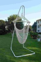 Cheap MARIBELLE HANGING GARDEN CHAIR SITTING HAMMOCK TREE SWING OUTDOOR SEAT NEW