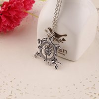 arrival songs - 2015 New Arrival The Game of Thrones Jewelry A Song of Ice and Fire Necklace Eagle Wolf Deer Dragon Compass