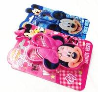Wholesale cartoon sicssors Kids Study Stationery Scissors Children DIY Handwork Suppliers Childrens Leaning Toys