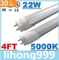 Wholesale x10 T8 Tageslicht K ft LED Röhren Lichter W m mm Led Leuchtstoffröhren Wechselstrom V CE UL CSA