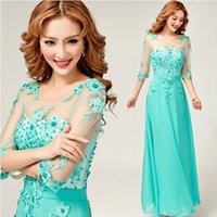 Cheap lace Jewel Evening dress Best sexy lace evening dresses
