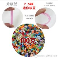 Wholesale A bag mm Hama Beads Artkal Beads Perler Beads Fuse Beads For Early Educational Toys DIY Kids Crafts Toy B140