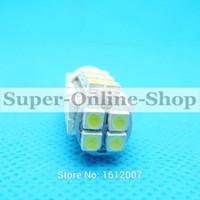 Wholesale T10 V W5W White SMD Car High Power SMD LED Wedge Light Bulb Lamp
