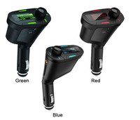 bentley car colors - 3 Colors Car Kit MP3 Mucsic Player Wireless FM Transmitter Radio Modulator With USB SD MMC Remote Control hot sales free DHL