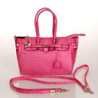 alligator luggage - Luggage Bags Handbags Alligator Tata Baby Waterproof Nylon Handbag D Print Shoulder Bag Crossbody Bag Tote Bag Small Size