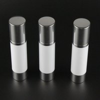 aluminum bottles suppliers - 124pcs ml aluminum airless pump bottle suppliers ml aluminium airless pump cosmetic packaging ml aluminium pump bottles