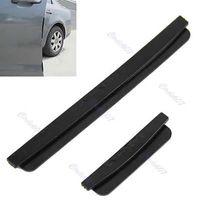 Wholesale E79 Car Door Edge Guards Trim Molding Protection Strip Scratch Protector Black