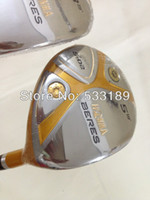 Wholesale 2013 new golf Clubs HONMA Beres s Fairway Woods wood Regular Graphite Shaft club With head covers
