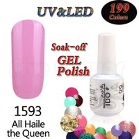 best gel nail polish brands - Brand NEW NAIL POLISH HOLO CHUNKY COLLECTION UV nail gel OF BEST COLORS LACQUER