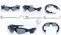 Cheap 2015 Sunglasses Bluetooth Headset Sunglass Stereo Monophonic Bluetooth Wireless Sports Headphone Handsfree Earphones mp3 Music Player