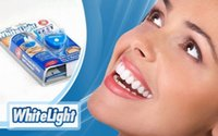 Cheap DHL Free Shipping White TeethTeeth Whitening System Tooth Whitener Kit Dental Care Teeth Whitening LED tooth Whiten Kit