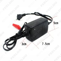 sealed lead acid battery - 10pcs Sealed Lead Acid Rechargeable Battery Charger V mA For Car Motorcycle Truck long life time