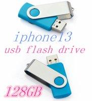Wholesale The factory NEW GB swivel custom USB Flash Memory Pen Drives Sticks Disks Discs GB USB Pen drives Thumb drives