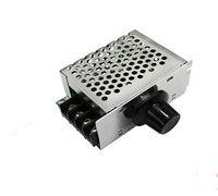 Wholesale 4000W imported high power thyristor electronic speed regulator Voltage Regulator V AC motor