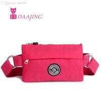 Wholesale High Quality Fashionable Women s Waist Packs Brand Casual Sports Bag Outdoor Travel Chest Pack Women Shoulder Bags