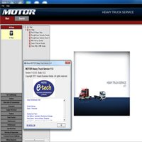 auto repair services - MOTO heavy truck service v11 with Keygen auto repaire software by dvd with free airmail ship