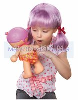 baby diaper rubber - Cartoon Baby Dolls Original cm Lalaloopsy Babies Diaper Surprise Peanut Big Top Doll for Girls the best Interactive Toy gift