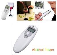Wholesale fashion Digital Alcohol Breath Tester Breathalyzer