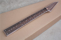 Wholesale 7 String Electric Guitar Neck with Rosewood Fretboard and Maple Neck without Finish and Color Can be Customized