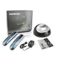 Wholesale Laser Hair Growth Comb Massager Set Alternative to the Expensive Hair Max