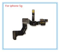 Wholesale Lowest price grade A Original For iPhone g front facing camera Light Proximity Sensor Flex Cable with Front Facing Camera Replacement