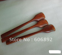best baby spoons - wooden spoon baby spoon honey spoon cm cm Drop shipping best prices