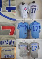 Wholesale Chicago Cubs Kris Bryant Baseball Jerseys Sports Team Starlin Castro Uniforms Discount Baseball Shirt Best Athletic Jerseys for Men