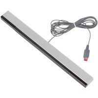 Wholesale Wii Sensor Bar Powered by USB Cable Works with Nintendo Wii Wii U PC EGS_812