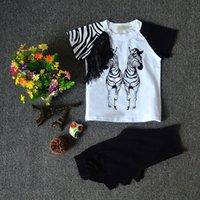 children apparel - Baby Boys Summer Clothing Sets Baby Brand Clothing Sets Children s suit sets Kid Apparel set T shirt Shorts