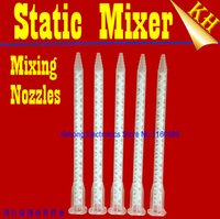 Wholesale Resin Static Mixer MA5 S Mixing Nozzles for Duo Pack Epoxies