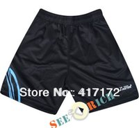 Wholesale LUWINT Men s Tennis shorts Beach shorts Suitable for badminton Table tennis Running Grid mesh Polyester quick dry fabrics
