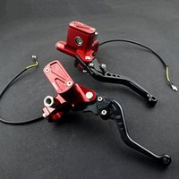 automatic clutch motorcycle - upgrade PX6 cnc color quot universal motorcycle brake master cylinder e bike brake clutch levers automatic power