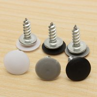 Wholesale Different Price Pack of Screw Cover Caps Clip On Pozi Head Black White Grey Gray Colours order lt no track