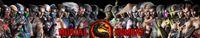 Wholesale Mortal kombat Game Fabric poster quot x quot quot x quot Decor