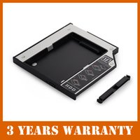 Cheap SATA 2nd HDD HD Hard Drive Caddy Case for 12.7mm Universal Laptop CD DVD-ROM UD23