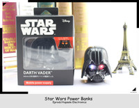bank star wars - Skeleton Power Banks for Mobile Star Wars Darth Vader Powerbanks for iphone6 Samsung Mobile Power Supply Portable Battery Emergency Charger