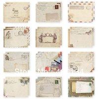Wholesale set Retro style mini envelope color envelopes small size cm korea stationary