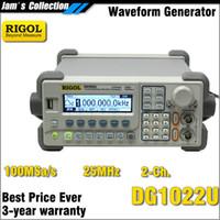 Wholesale RIGOL DG1022U MHz channels Dual Channel Function Arbitrary waveform dds signal generator MSa s sampling DG U